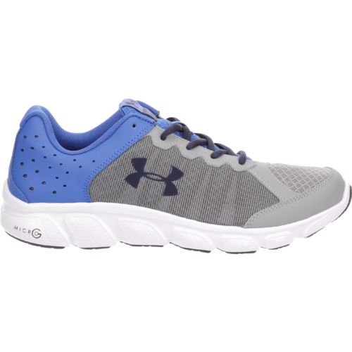 Display product reviews for Under Armour Boys' Grade School UA Micro G Assert 6 Running Shoes
