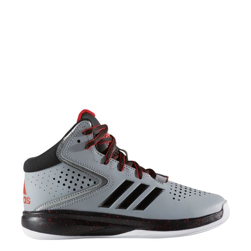 adidas Boys' Cross 'Em Up Basketball Shoes