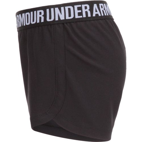 Under Armour Girls' Solid Play Up Short - view number 5