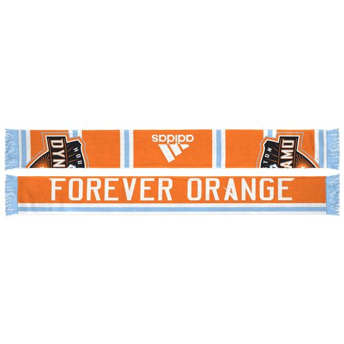 adidas Men's Houston Dynamo Jersey Scarf