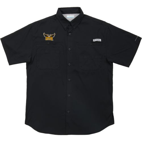 Columbia Sportswear Men's Kennesaw State University Tamiami Short Sleeve Shirt - view number 4