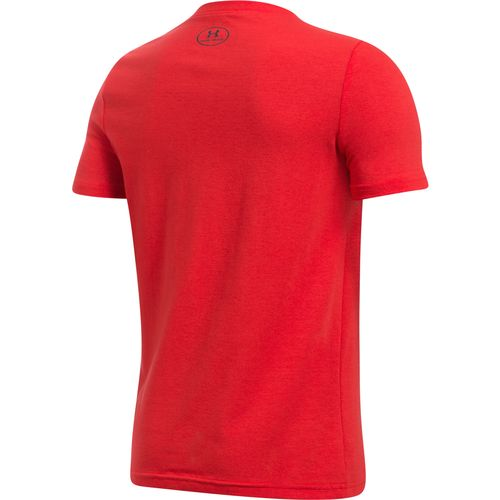 Under Armour Boys' Collect Yards Football Short Sleeve T-shirt - view number 2