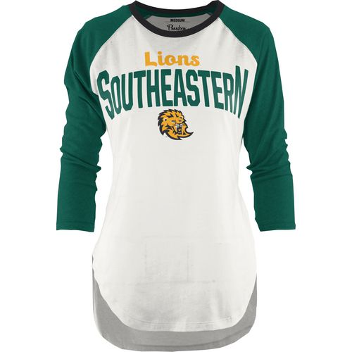 Three Squared Juniors' Southeastern Louisiana University Quin T-shirt