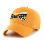 '47 Nashville Predators 2017 Western Conference Champs Cap - view number 1