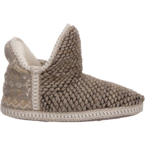 Austin Trading Co. Women's Popcorn Knit Booties