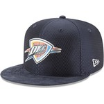 New Era Men's Oklahoma City Thunder 9FIFTY On Court Snapback Cap - view number 1