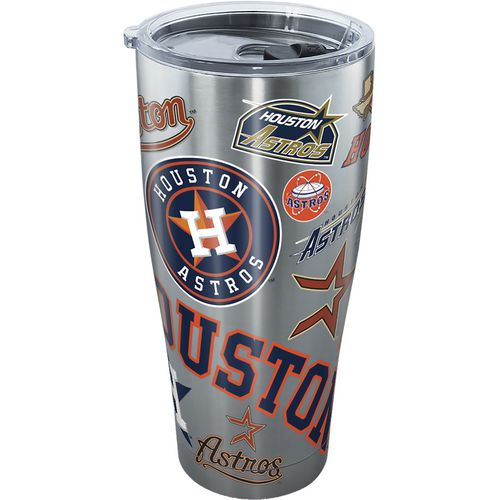 Tervis Houston Astros 30 oz All Over Stainless Tumbler - view number 1