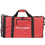 The Northwest Company Atlanta Falcons Steel Duffel Bag - view number 2