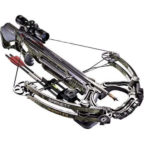 Barnett Ghost 375 Step-Through Riser Crossbow