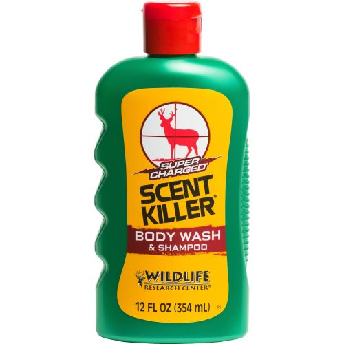Display product reviews for Wildlife Research Center® Scent Killer® Anti-Odor™ 12 fl. oz. Body Wash