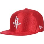 New Era Men's Houston Rockets 9FIFTY On Court Snapback Cap - view number 2