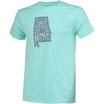State Love Men's Sweet Home Alabama Short Sleeve T-shirt - view number 3