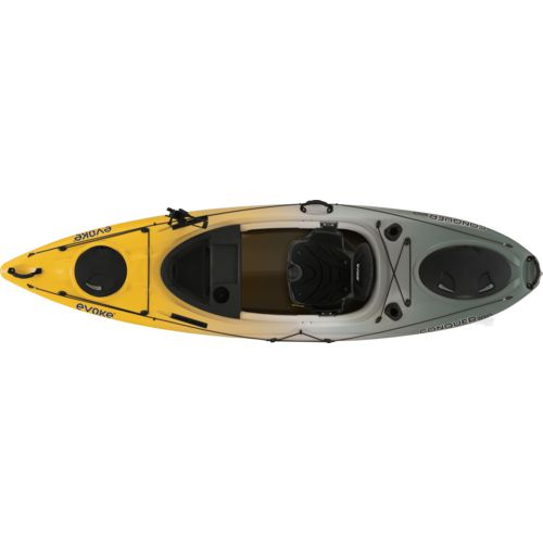 Evoke Conquer 100 10 ft Sit-In Fishing Kayak - view number 3