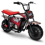 Monster Moto American Flag 1000 W Electric Mini Bike - view number 2