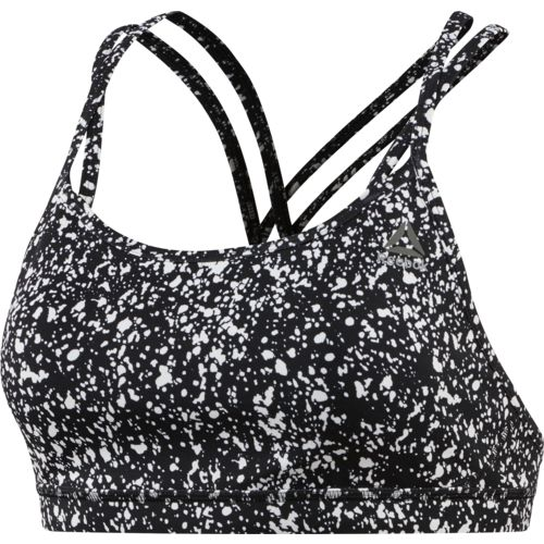 Reebok Women's Hero Strappy Padded Sports Bra - view number 1