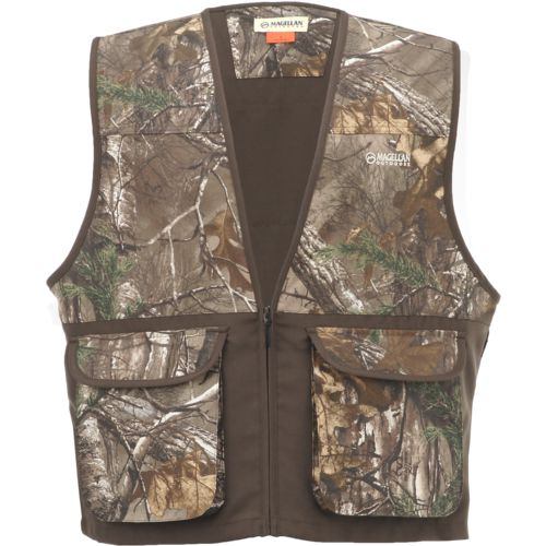 Magellan Outdoors Men's Piedmont Camo Vest