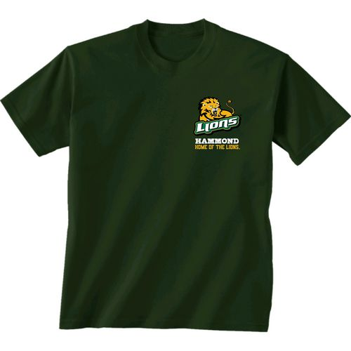New World Graphics Men's Southeastern Louisiana University Welcome Sign T-shirt - view number 2