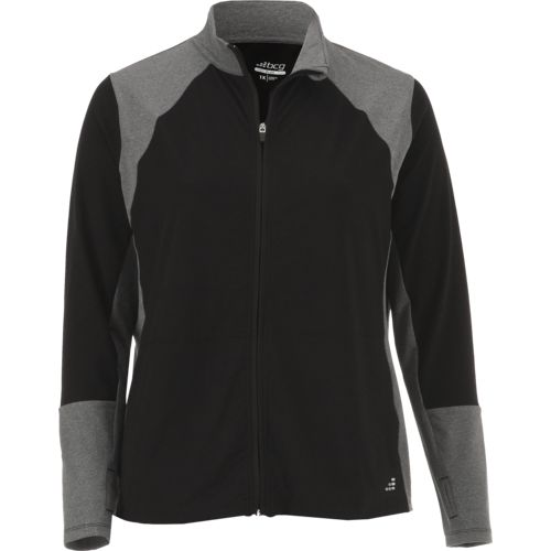 Display product reviews for BCG Women's Colorblock Plus Size Jacket