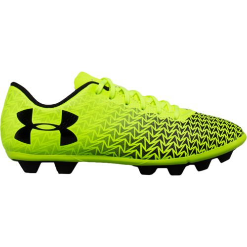 Under Armour Boys' CF Force 3.0 FG-R JR Soccer Cleats