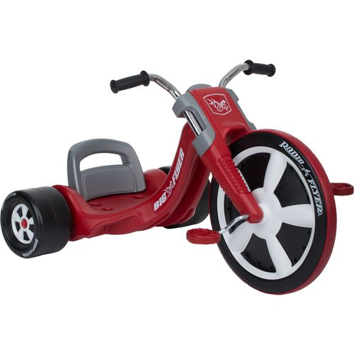Radio Flyer Deluxe Big Flyer Performance Tricycle