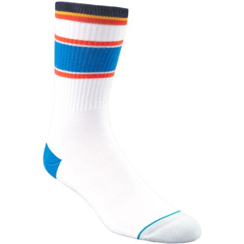 Stance Men's Oklahoma City Thunder Arena Core Crew Socks