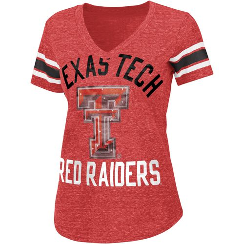 G-III for Her Women's Texas Tech University Big Game Top