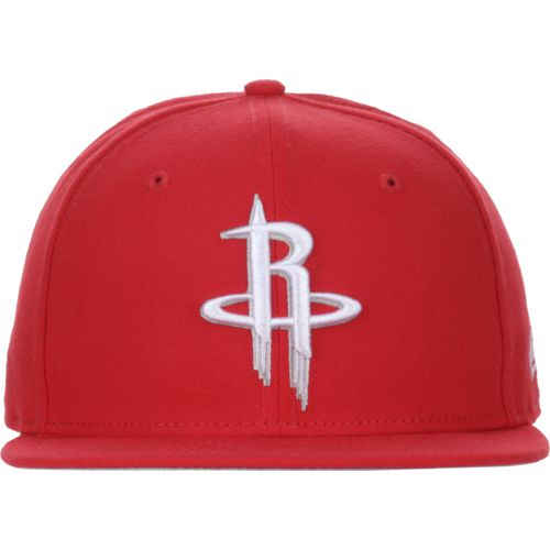 New Era Men's Houston Rockets 9FIFTY Basic Cap