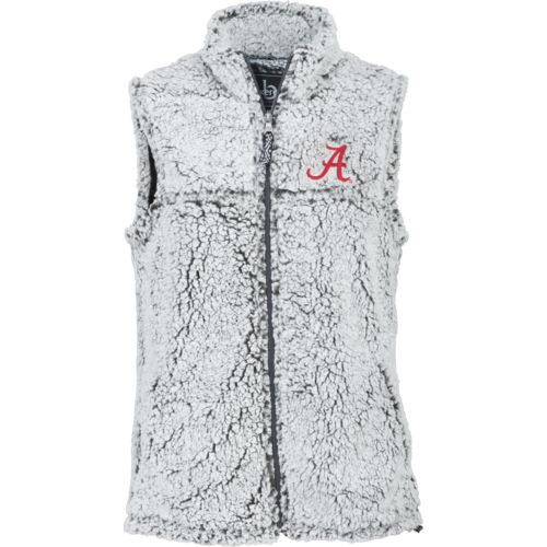 Boxercraft Women's University of Alabama Sherpa Vest