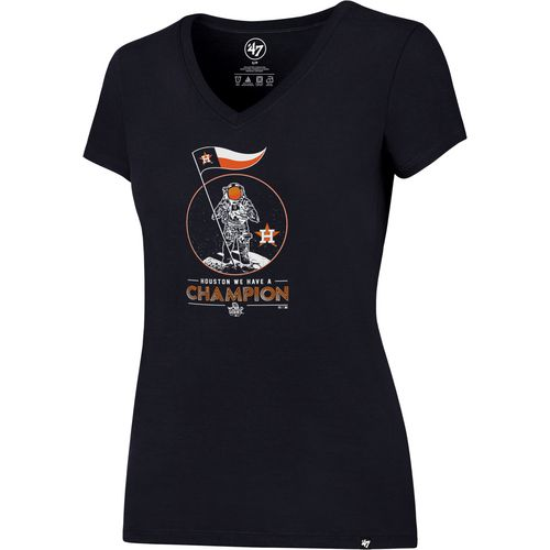 '47 Women's Astros Houston We Have A Champion T-Shirt