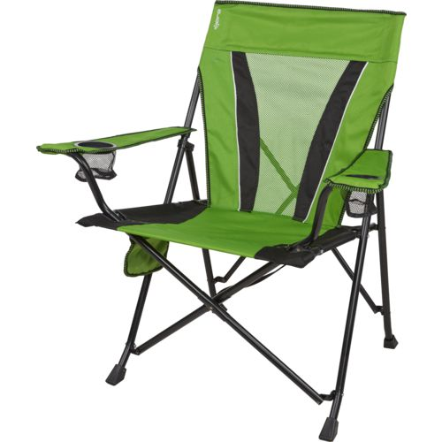 Display product reviews for Kijaro Dual Lock Folding Chair
