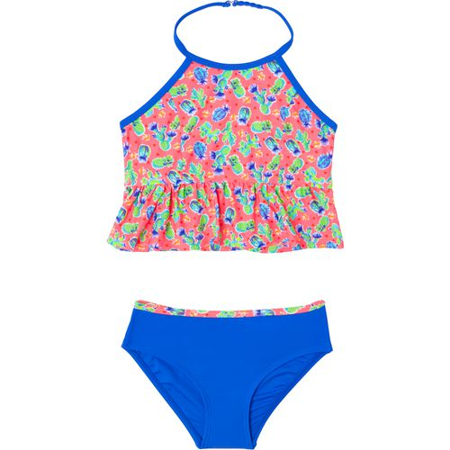 O'Rageous Girls' Cactus Cutie 2-Piece Tankini - view number 1