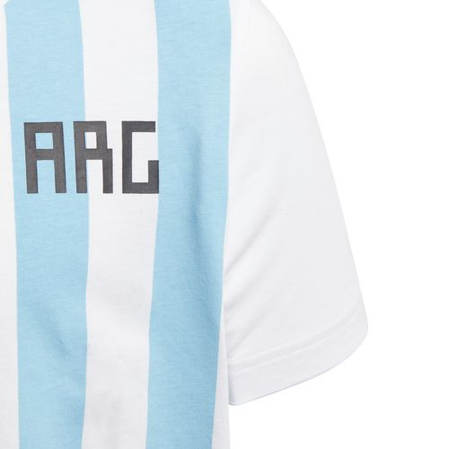 adidas Boys' Argentina Lionel Messi 10 T-shirt - view number 2