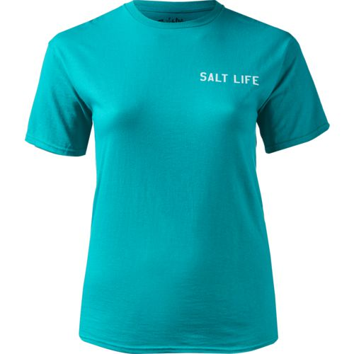 Salt Life Women's Coastlines and Tan Lines T-shirt - view number 1