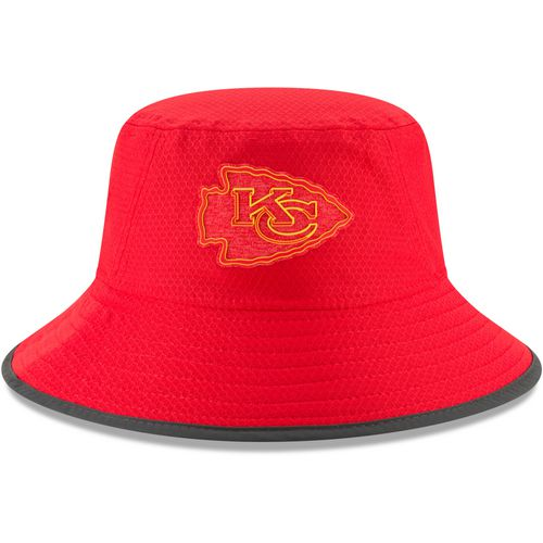 New Era Men's Kansas City Chiefs Training OTC Bucket Hat