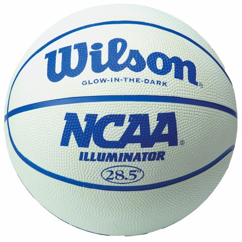 Image for Wilson NCAA Illuminator Basketball from Academy