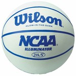 Wilson NCAA Illuminator Basketball