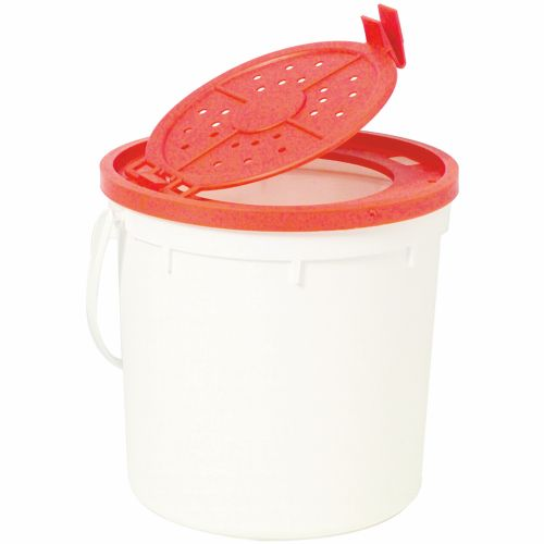 Challenge Plastic Products 4 qt. Minnow Bucket - view number 1