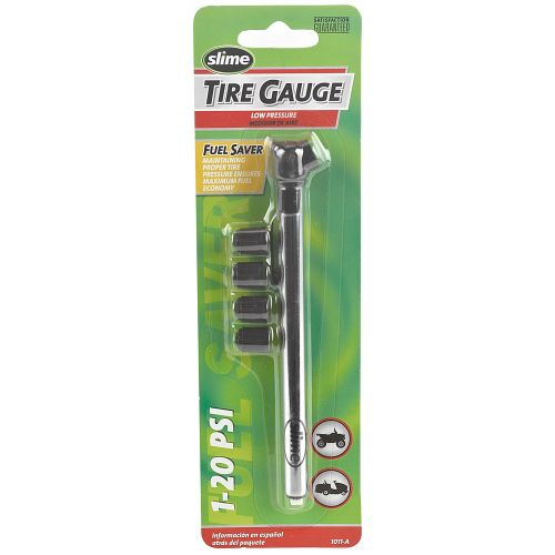 Slime 1 - 20 PSI Low-Pressure Tire Gauge