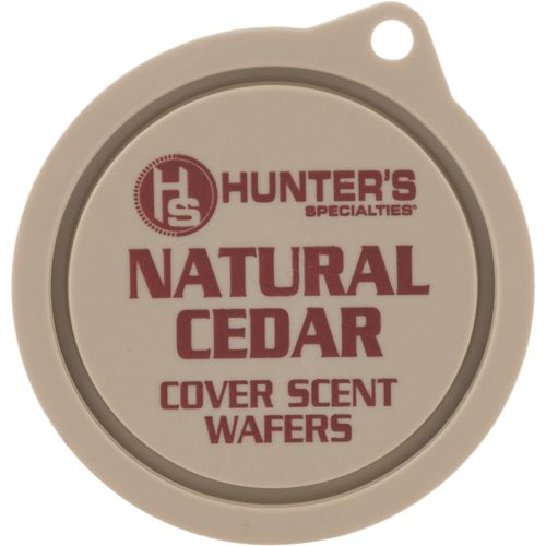Hunter's Specialties® Cover Scents Cedar Scent Wafers™ 3-Pack