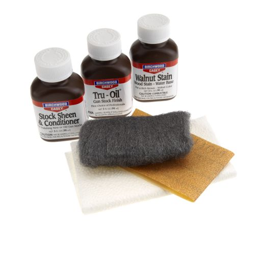 Birchwood Casey® Tru-Oil® Gun Stock Finish Kit