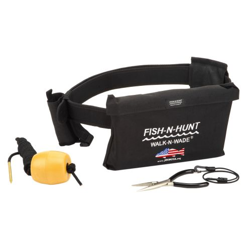 Image for Fish-N-Hunt Walk-N-Wade® Pro Lite Wading Belt from Academy