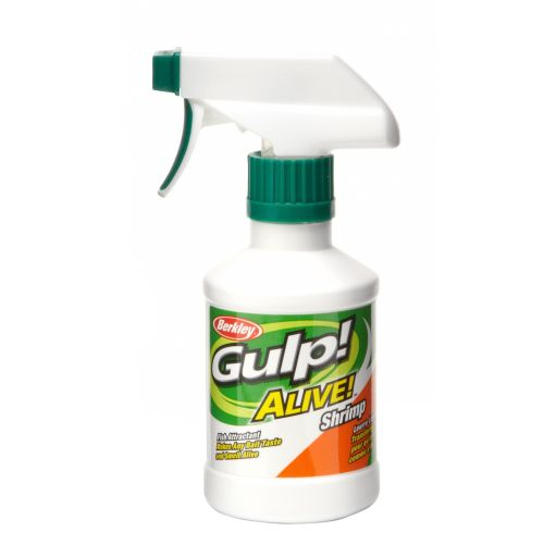 Berkley® Gulp! ® Alive™ 8oz. Shrimp Spray Fish