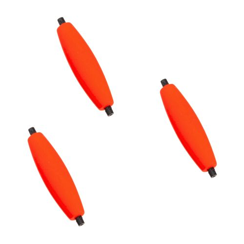 "Display product reviews for Comal Tackle 3"" Slotted Peg Floats 3-Pack"