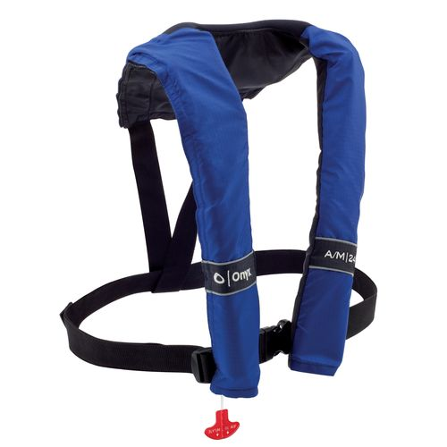 Onyx Outdoor Adult Automatic/Manual Inflatable Life Jacket