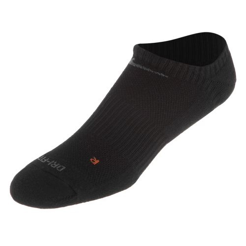 Display product reviews for Nike Men's Dri-FIT Half-Cushion No-Show Socks 3 Pack