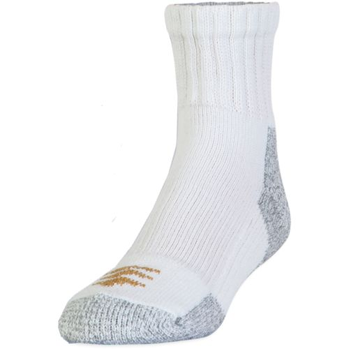Display product reviews for PowerSox Adults' Pro-Thicks Quarter Socks 2 Pack