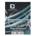 Superfly™ 0X 9' Knotless Tapered Leader