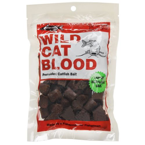 Catfish charlie wildcat blood flavored dough balls academy for Dough balls for fishing