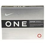Nike One Vapor Speed Golf Balls 12-Pack