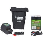 Primos 6 volt Steroid Battery and Charger Combo